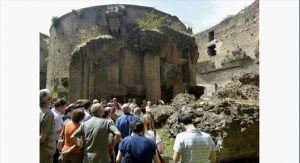 Giuseppe Recchi - Il restauro del Mausoleo di Augusto
